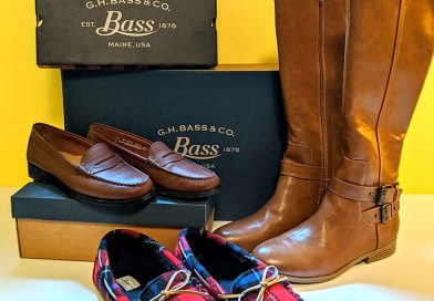G.H. Bass Footwear for 70% Off